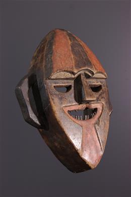 African art - Boa Bavobongo Mask
