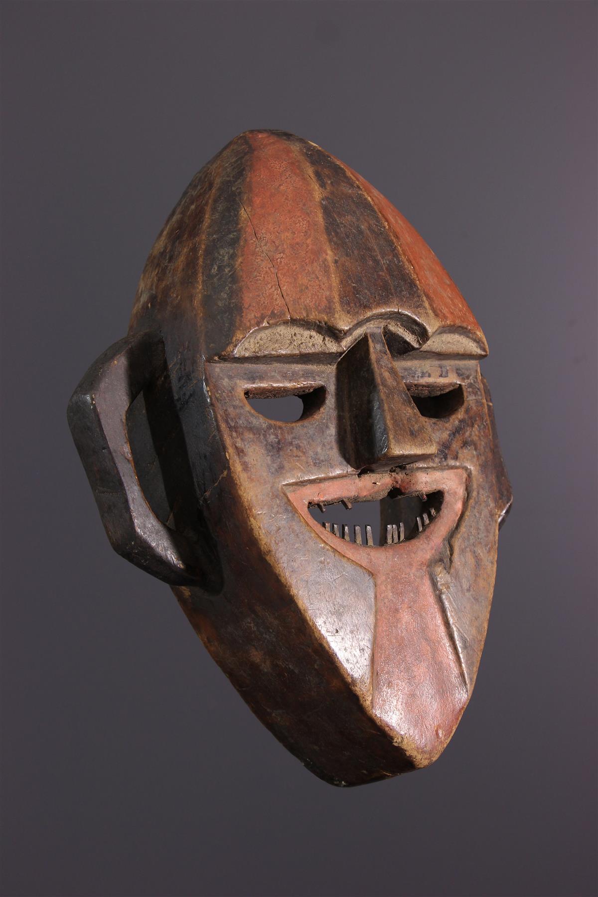Boa Mask - African art