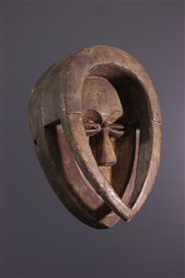 African art - Kwele Pipibudze Mask