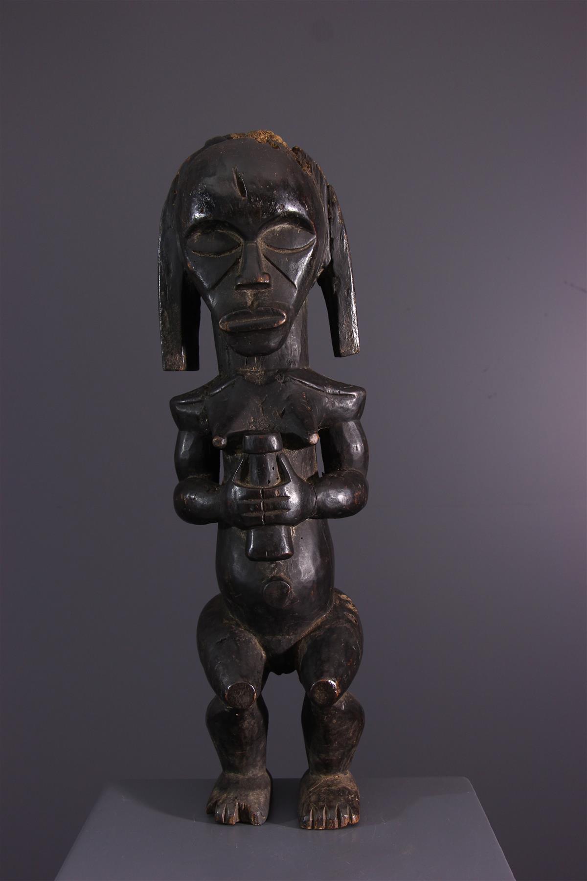 Statue Fang - African art