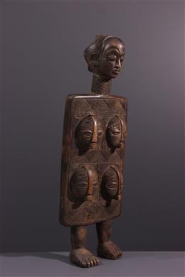 African art - Statue Luba