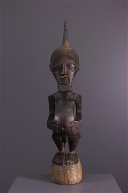 African art - Songye Kalebwe fetish statuette