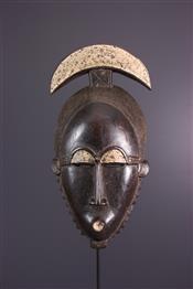 Masque africainYauré mask