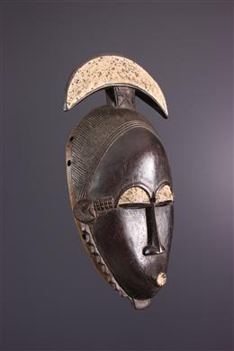 African art - Yaoure, Yohoure mask
