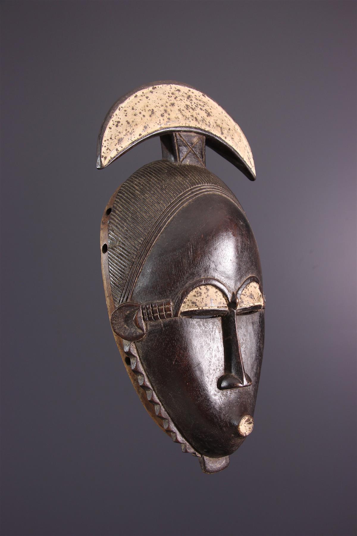 Yauré mask - African art