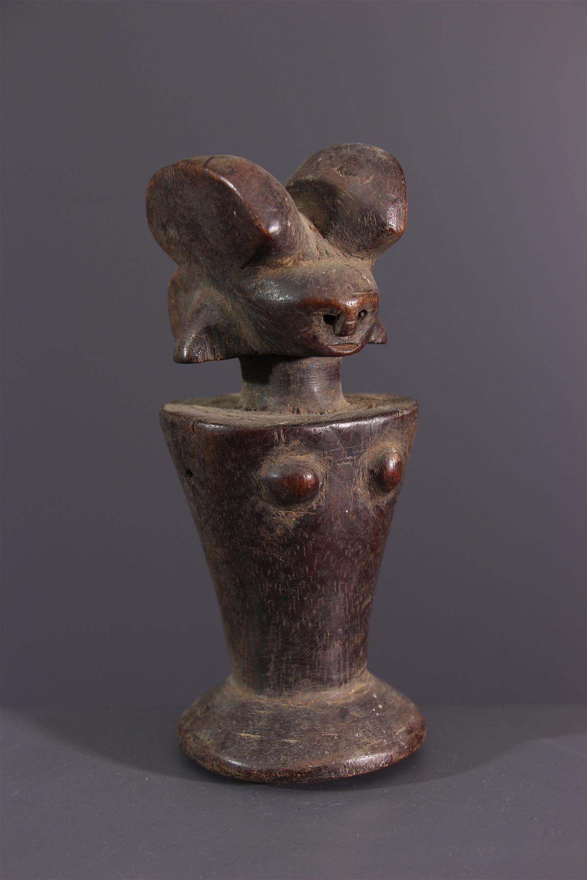 Kwéré doll - African art