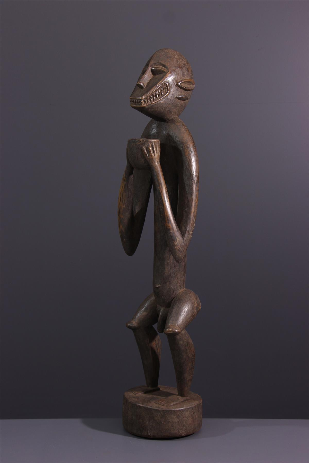 Monkey Senoufo - African art