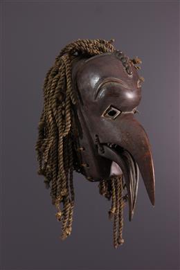 African art - Chokwe Animal Mask