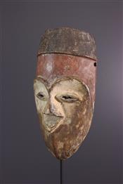 Masque africainTsogho mask