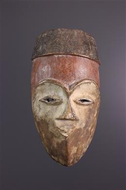 African art - Tsogho, Mitsogho mask