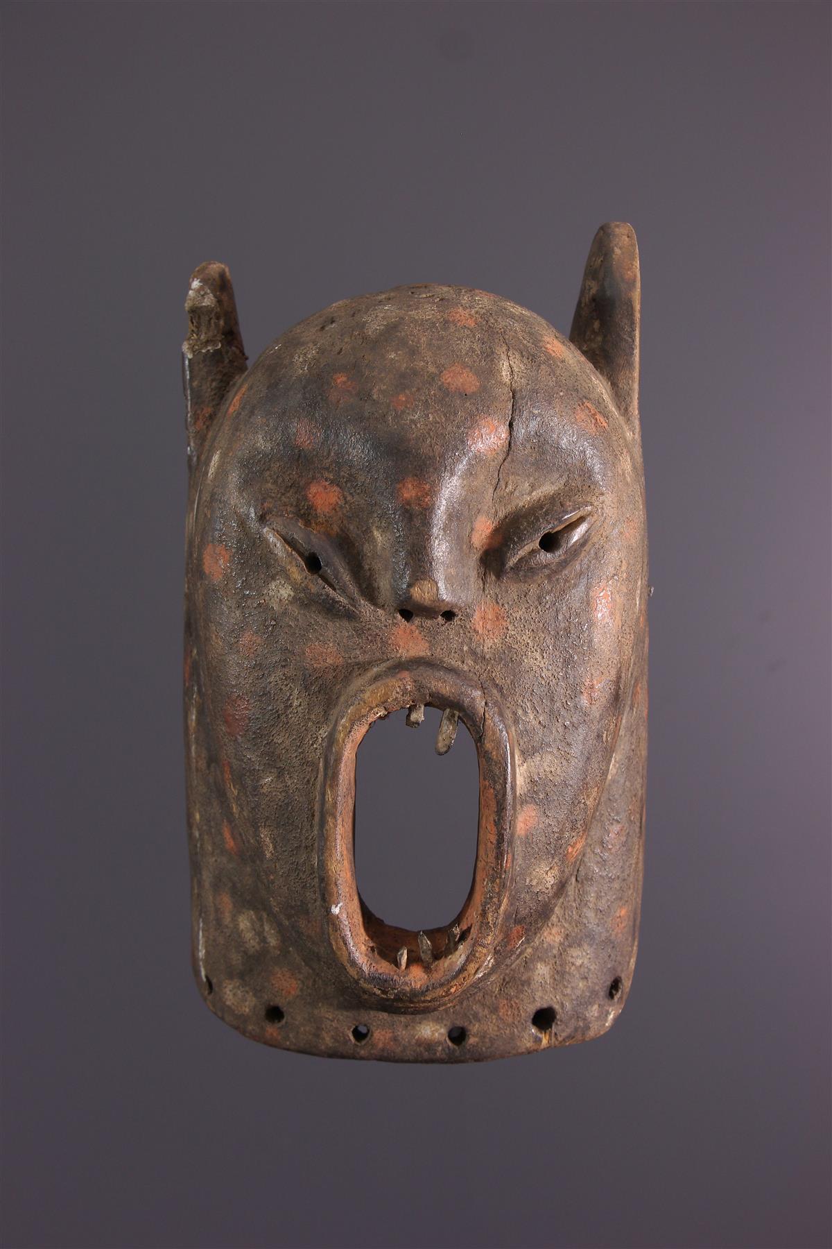 Masque Zela - African art