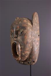 Masque africainMasque Zela