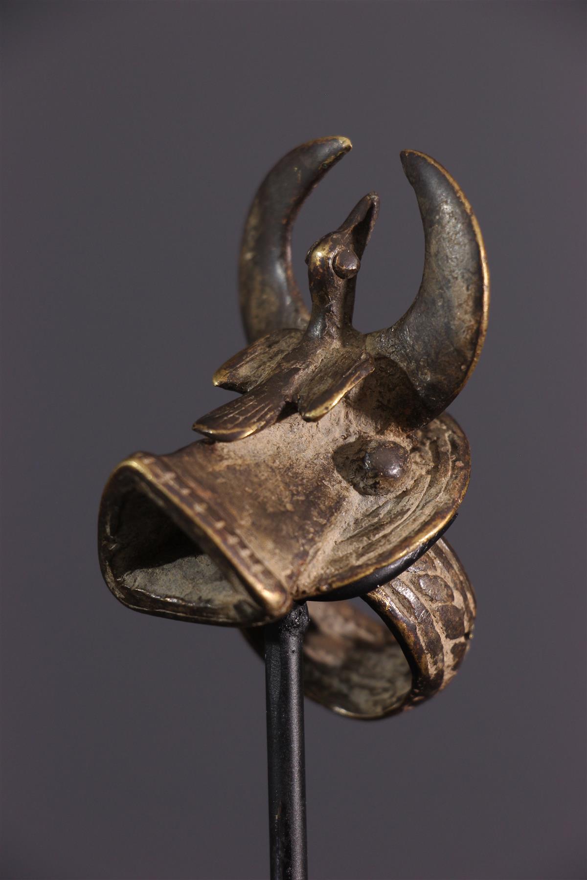 Senoufo ring  - African art