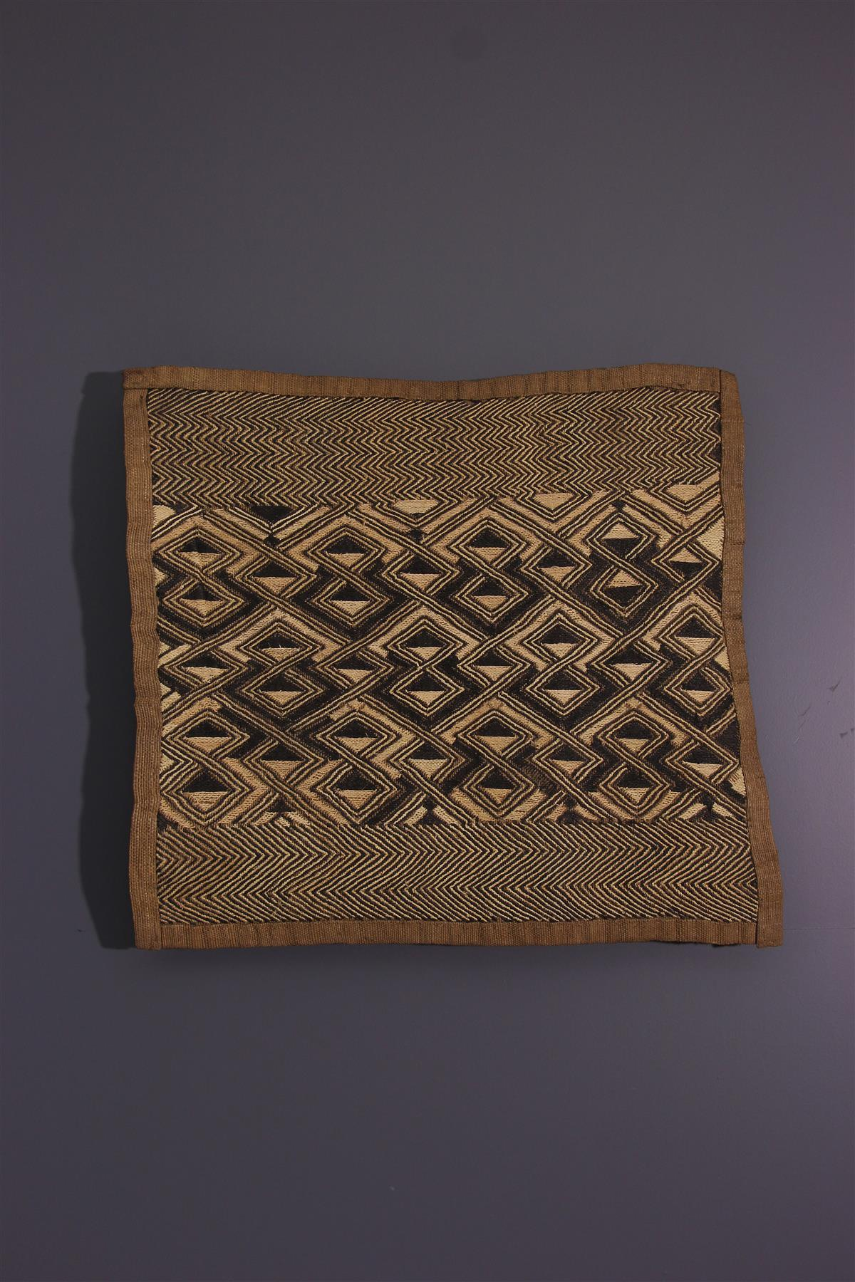 Kuba Textile - African art