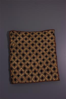 African art - Shoowa Kuba woven panel from Kasai