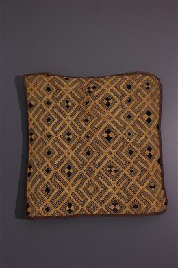 Shoowa Kuba woven panel from Kasai