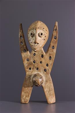 African art - Wayinda Figurines Lega