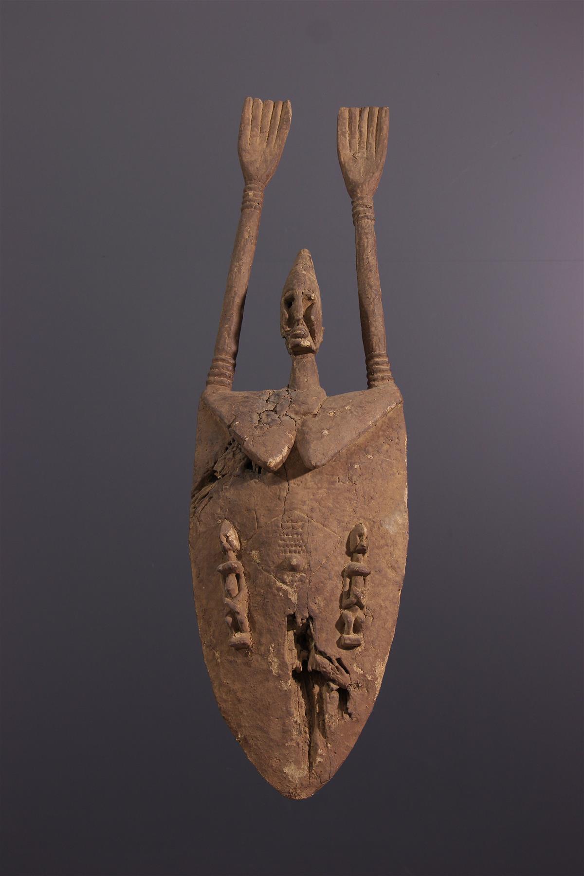 Statue Tellem - African art
