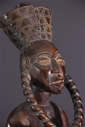 Statues africainesStatue of Kongo