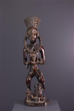 Kongo ancestor figure