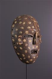 Masque africainNgbandi Mask