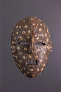 Ngombe/Ngbandi Mask