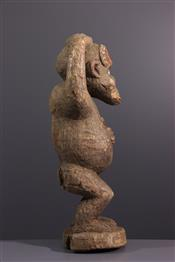 Statues africainesBoulou ape