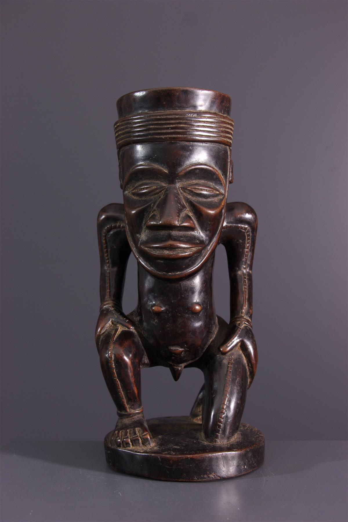 Ngeende Cup - African art