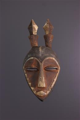 African art - Pende Introductory Mask