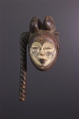 African art - Punu Okuyi Mask