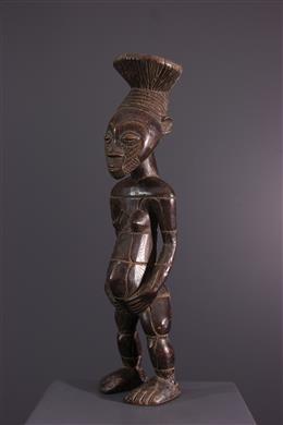 Female figure Nebeli Mangbetu