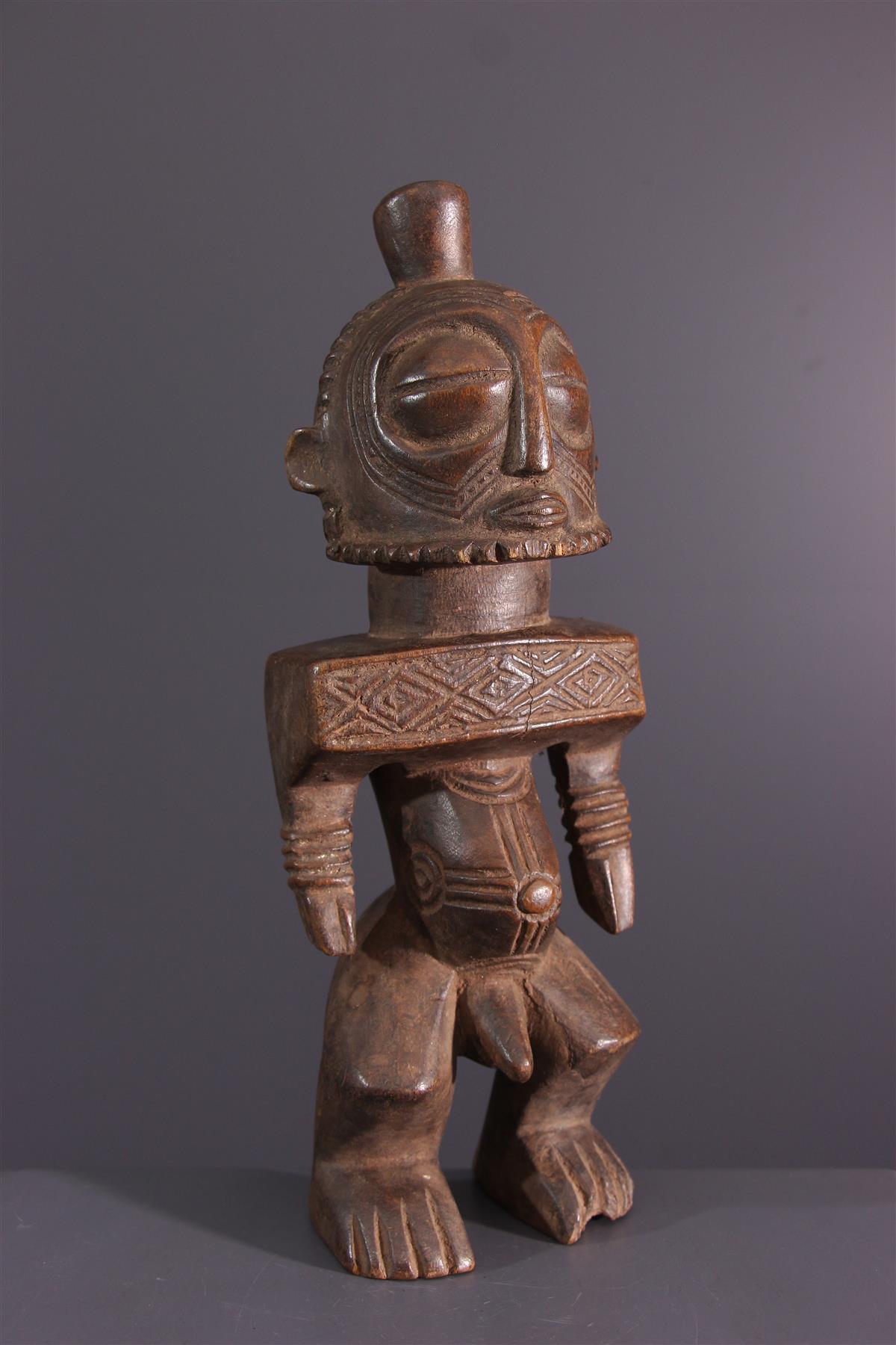 Statuette Boyo - African art
