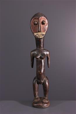 African art - Statuette Lengola Akunga