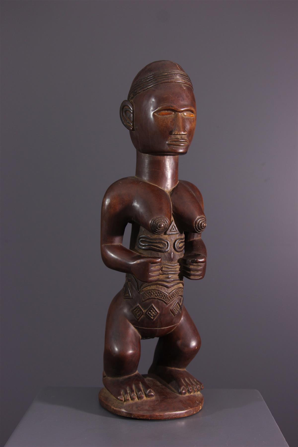 Statue Bembé - African art