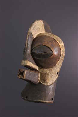 African art - Songye Kifwebe Mask