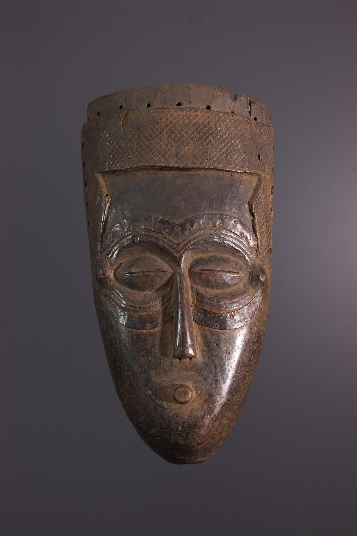 Lele Mask - African art