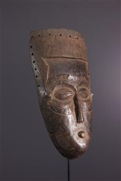 Masque africainLele Mask