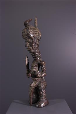 Statuette Lulua, Bena lulua