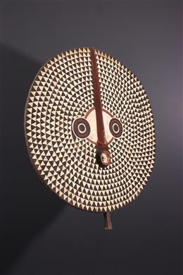 African art - Bwa Mossi Sun Mask