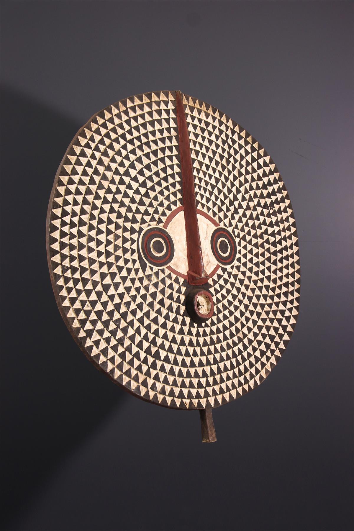 Bwa Mossi Mask - African art