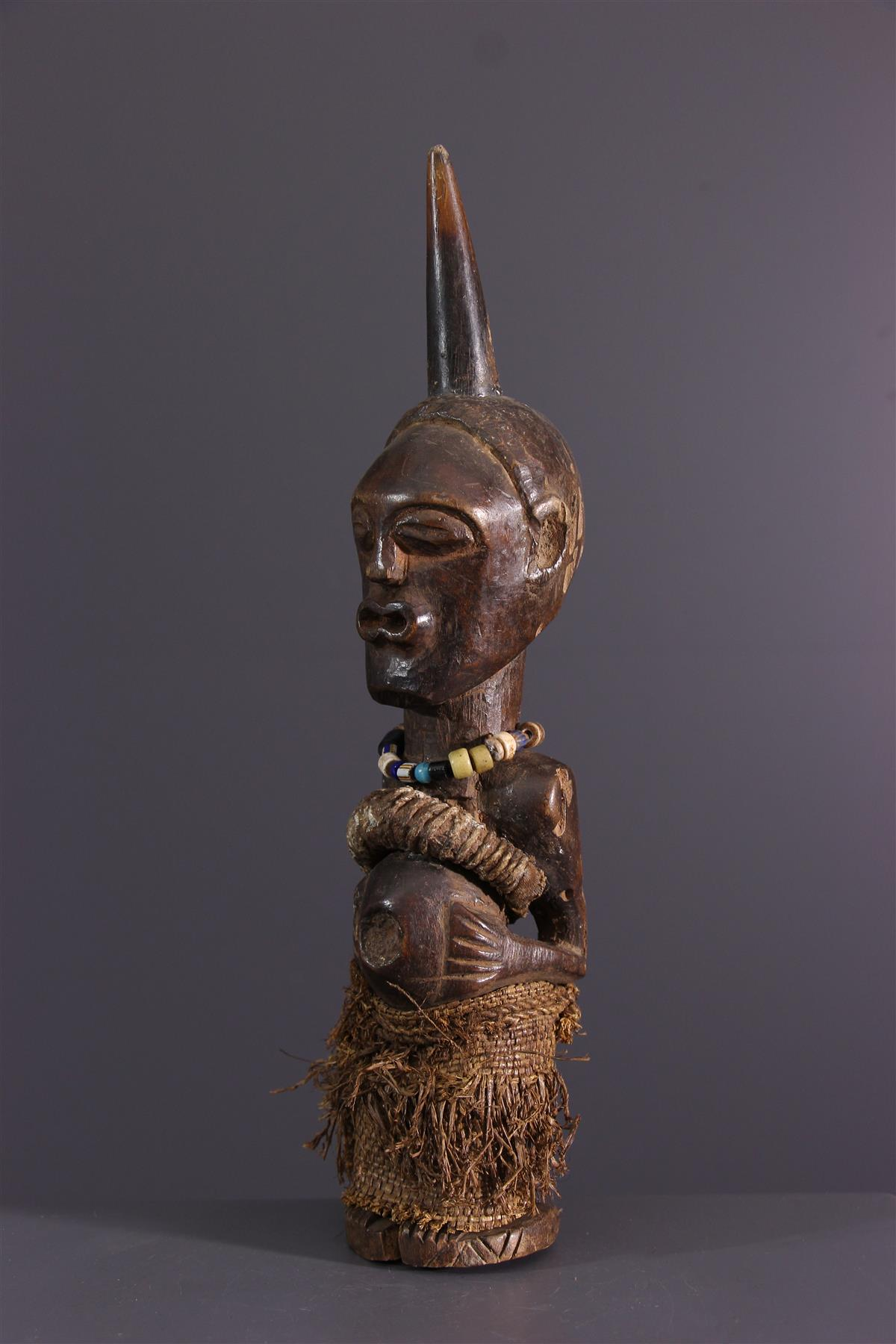 Songye Fetish - African art