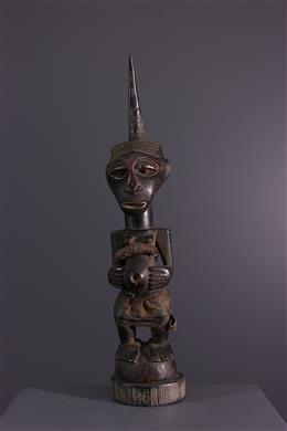African art - Songye Nkishi fetish statuette
