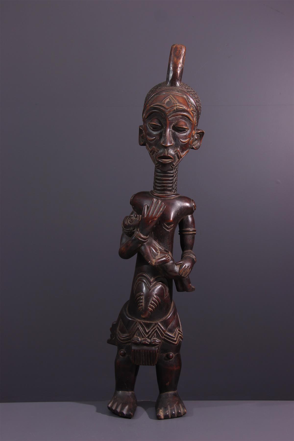 Lulua Maternity - African art
