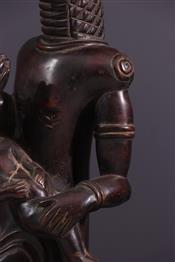 Statues africainesLulua Maternity