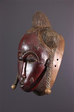 African art - Baule Ndoma mask