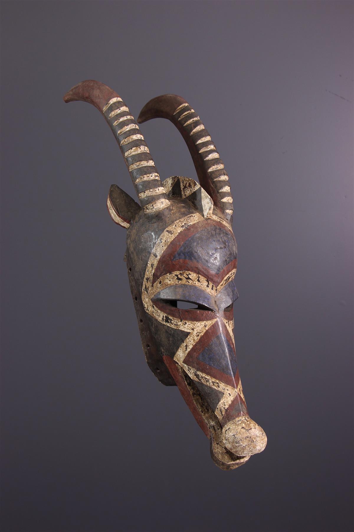 Bobo mask - African art
