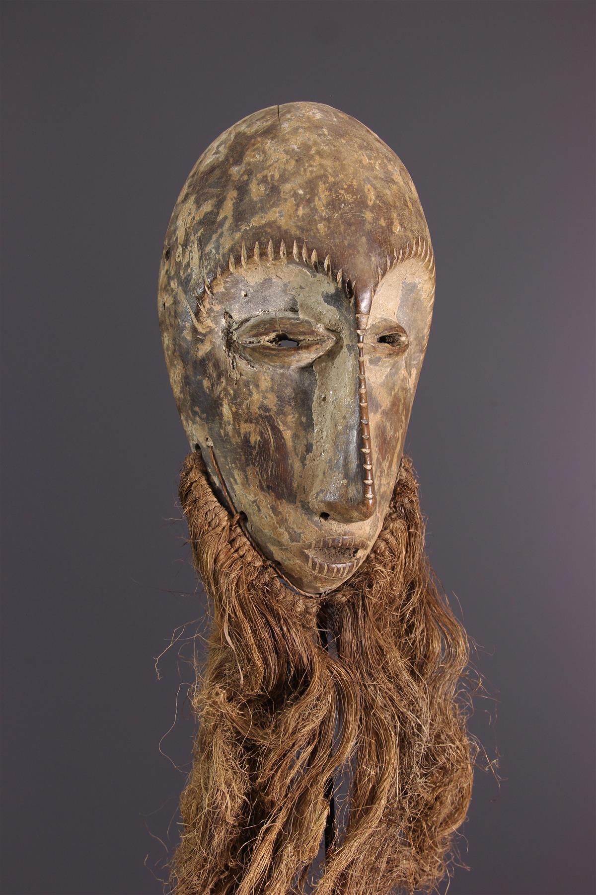 League Masque - African art