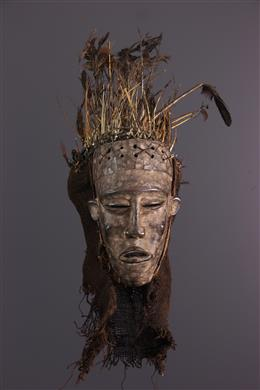 African art - Kongo Yombe or Vili Mask