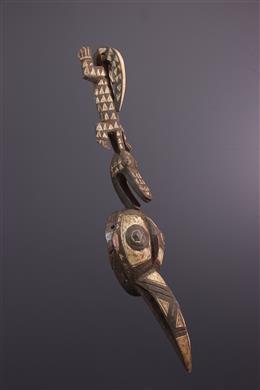 African art - Bwa animal mask