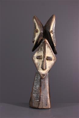 African art - Sculpture Lega Sakimatwematwe